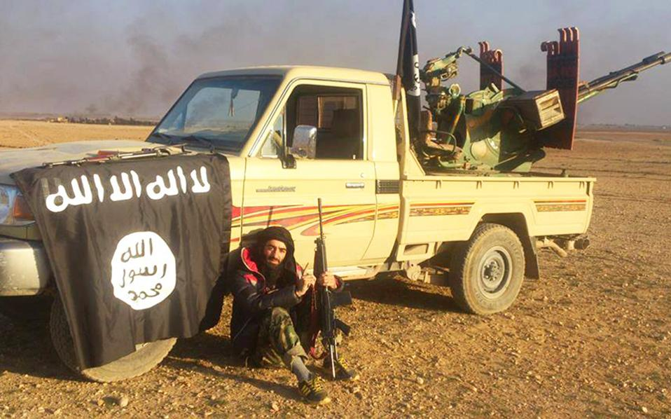 Μαχητές του ISIS στην Αθήνα!