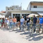 Ποδήλατα μιας άλλης εποχής…