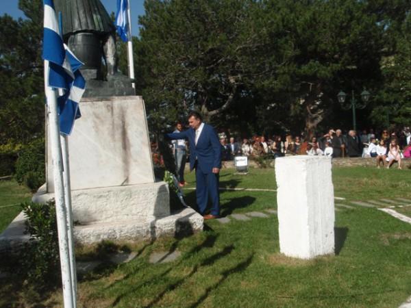Εορτασμός Γεωργάκη Ολύμπιου - Ευαγγέλου