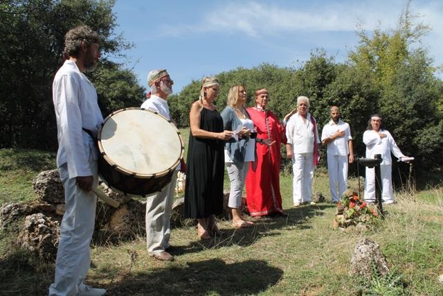 Γιόρτασαν την έλευση του Φθινοπώροι οι «Έλληνες Εθνικοί»