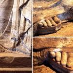 Καρυάτιδες: Ακροδάχτυλα – κόθορνοι αποκαλύπτουν μυστικά