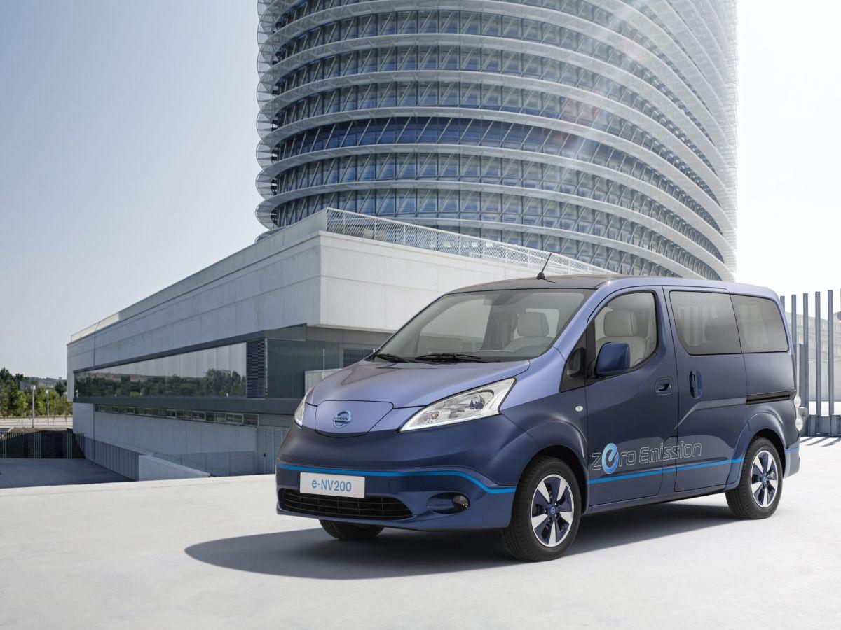 Ηλεκτροκίνητο van από τη Nissan για VIP μετακινήσεις