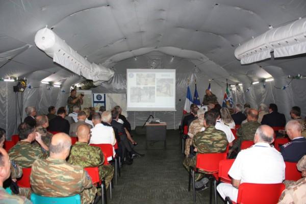 Πρέσβεις στο Ελληνικό Στρατηγείο 2