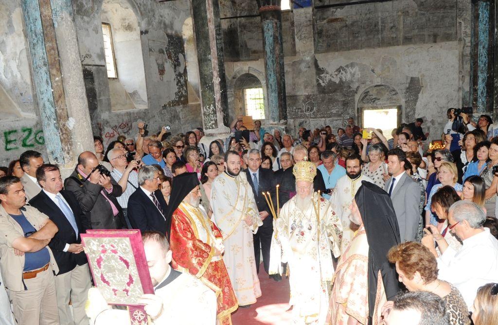 «Βανδαλισμοί εκκλησιών στα γυρίσματα τουρκικών σήριαλ»