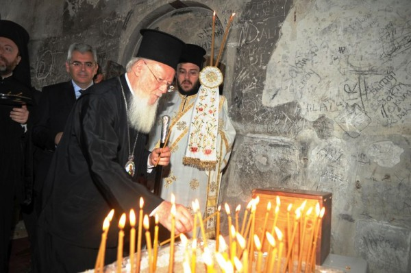 βανδαλισμένη εκκλησία Τζαλέλας Χαρακοπουλος 2