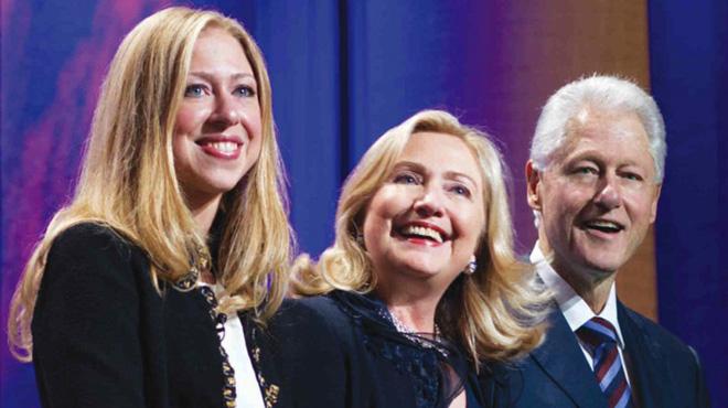 Η Τσέλσι Κλίντον στο δρόμο για την προεδρία;