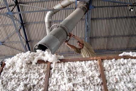 Εργάτης σε εκκοκκιστήριο βάμβακος στη Λάρισα καταπλακώθηκε από... βαμβάκι