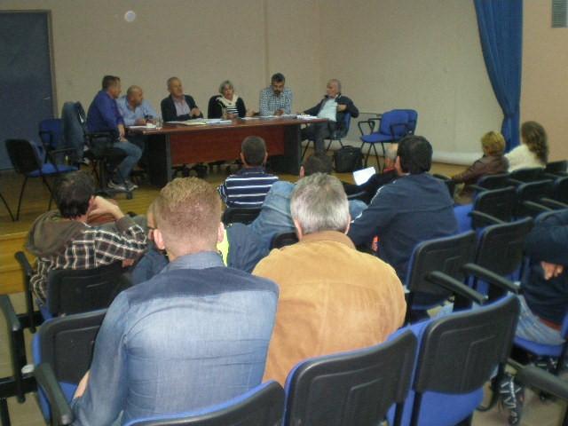 Συνέλευση κατοίκων στην Τερψιθέα