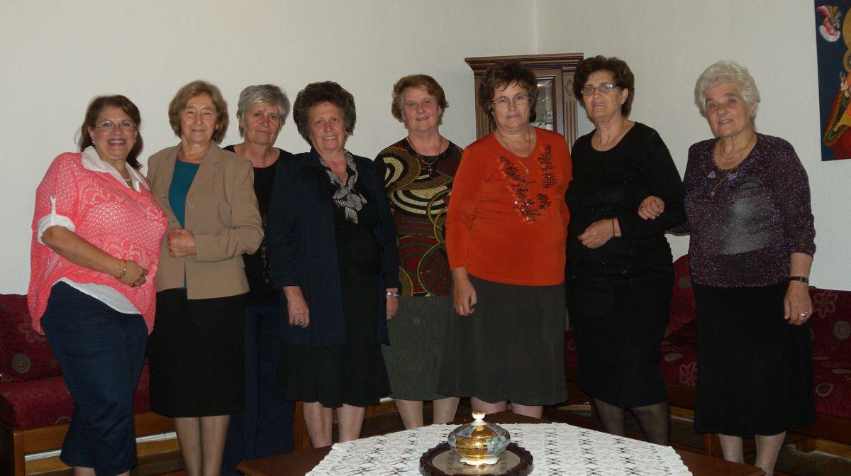To νέο ΔΣ του Συλλόγου Γυναικών Ραψάνης