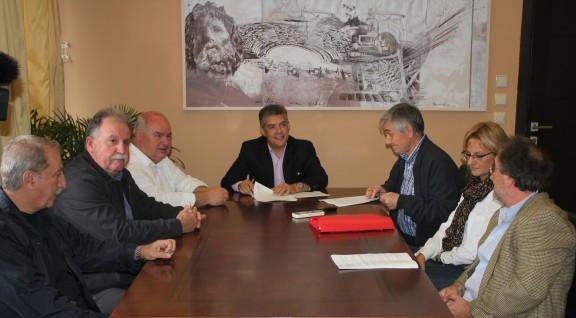 «Λίφτινγκ» 1,3 εκ. € στην Εθνική Οδό Λάρισας – Τρικάλων