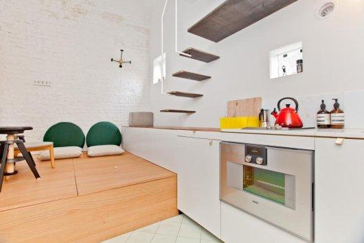 Σπίτι 17,4 τ.μ. πουλήθηκε 350.000 ευρώ
