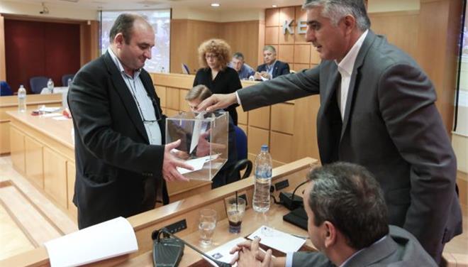 Ο Γιώργος Πατούλης εξελέγη πρόεδρος της ΚΕΔΕ