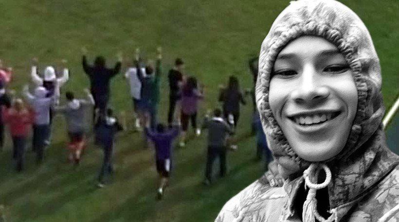 Ένοπλος 14 ετών σκότωσε έναν και τραυμάτισε τέσσερις συμμαθητές του