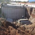 Κατέρρευσαν 500 τόνοι χώματα στην Ολυμπία Οδό (ΦΩΤΟ)
