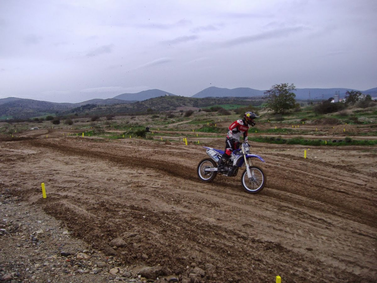 Πρώτη συνάντηση Motocross στον Ευαγγελισμό Ελασσόνας (ΦΩΤΟ)