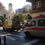 Νεκρό 10χρονο παιδί που έπεσε από πολυκατοικία στη Θεσσαλονίκη