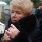 H oργή της Βέφας στην κηδεία (ΦΩΤΟ)