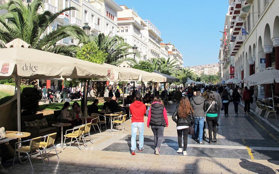 «Καρεκλοπόλεμος» στη Θεσσαλονίκη