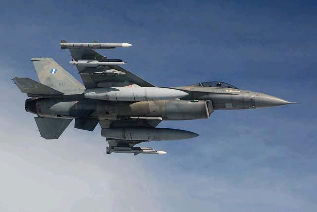 Η Πολεμική Αεροπορία γιορτάζει στη Λάρισα