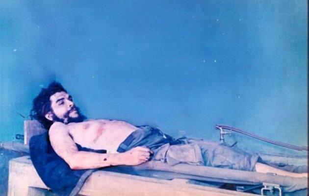 Νέες φωτογραφίες του νεκρού Τσε Γκεβάρα