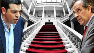 «Μάχη» σε προεδρικό φόντο