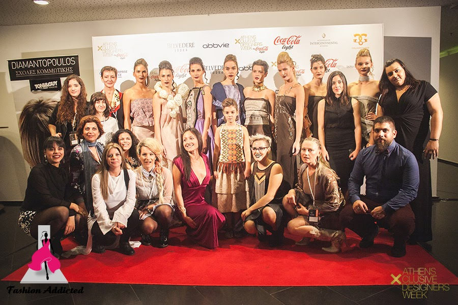Κατέπληξε το ΙΙΕΚ Δήμου Βόλου στην Διεθνή Εβδομάδα Μόδας
