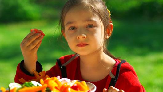 Τι να προσέχει το παιδί που ακολουθεί φυτοφαγική διατροφή