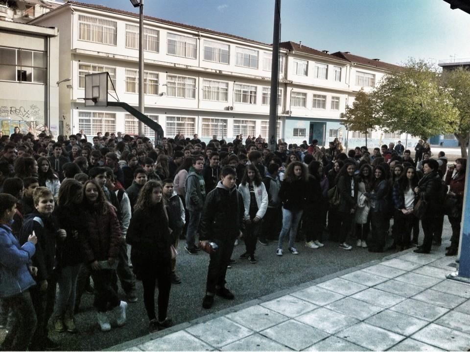 Μεγάλη συμμετοχή μαθητών στον διαγωνισμό «Θαλής»
