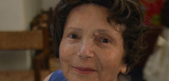 «Έφυγε» η Λαρισαία γλύπτρια Βασιλική Γρουσοπούλου-Μαρκούση
