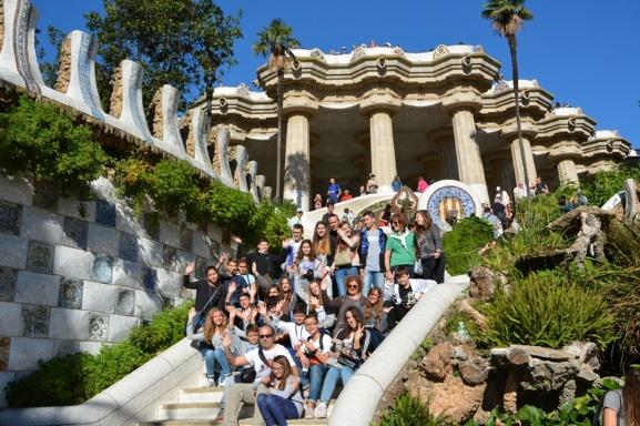 Στη Βαρκελώνη ταξίδεψαν μαθητές του 14ου Γυμνασίου Λάρισας