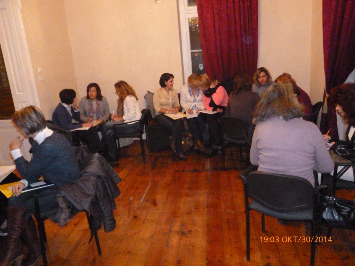 Ομάδα Πρόληψης στο Δημιουργικό Εργαστήρι