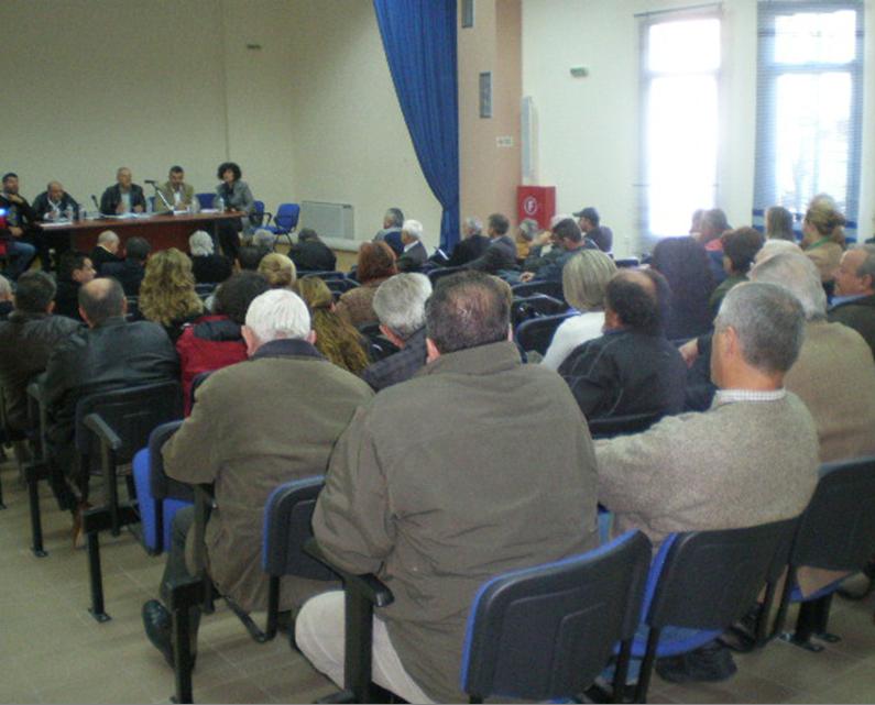 Το 5ετες Επιχειρησιακό Πρόγραμμα συζητήθηκε στην Τερψιθέα