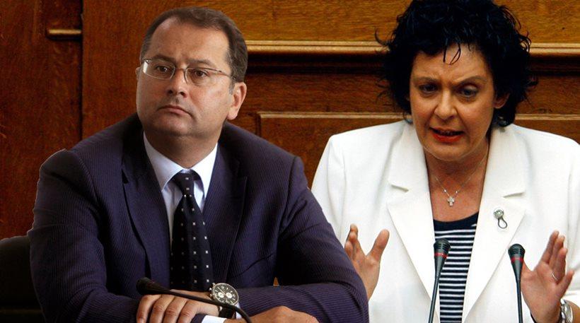 Υφυπουργός Παιδείας σε Κανέλλη: «Θέλεις Κασιδιάρη»!