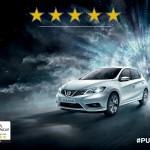5 αστέρια για το νέο Nissan Pulsar