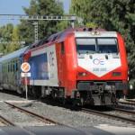 Ματαιώσεις σιδηροδρομικών δρομολογίων την Πρωτομαγιά