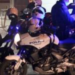 Τραυματίστηκαν αστυνομικός και ανήλικος