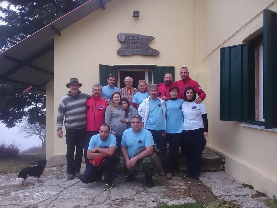 Ελληνική Ομάδα Διάσωσης Κίσσαβος (2)