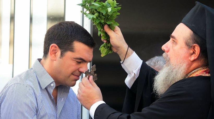 «Iερή» συμφωνία ΣΥΡΙΖΑ – Εκκλησίας