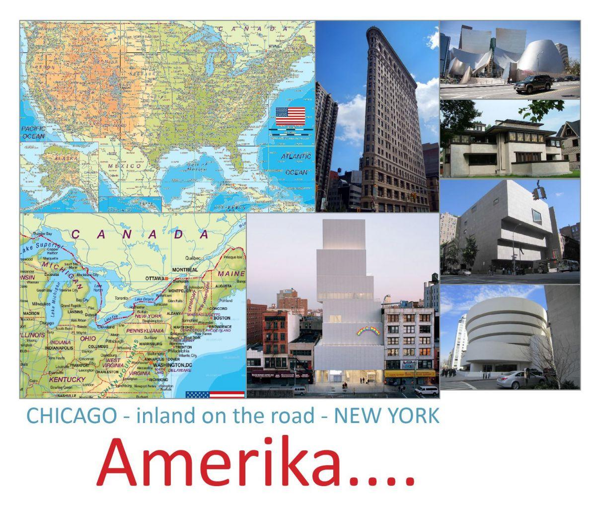 Η Αρχιτεκτονική στις ΗΠΑ