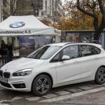 Η νέα BMW σειρά 2 Active Tourer στη Λάρισα