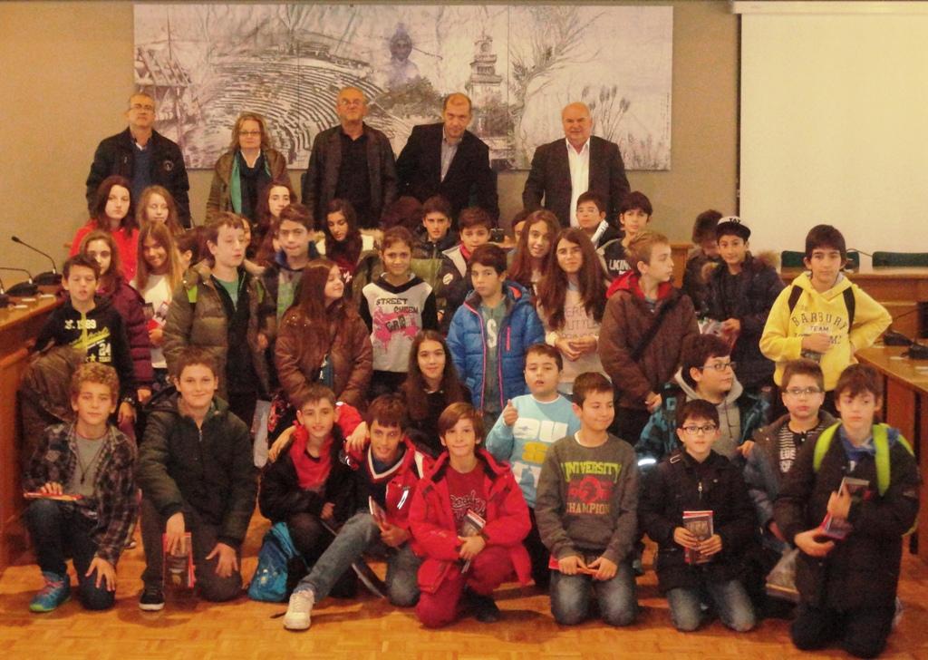Μαθητές επισκέφτηκαν την Περιφέρεια