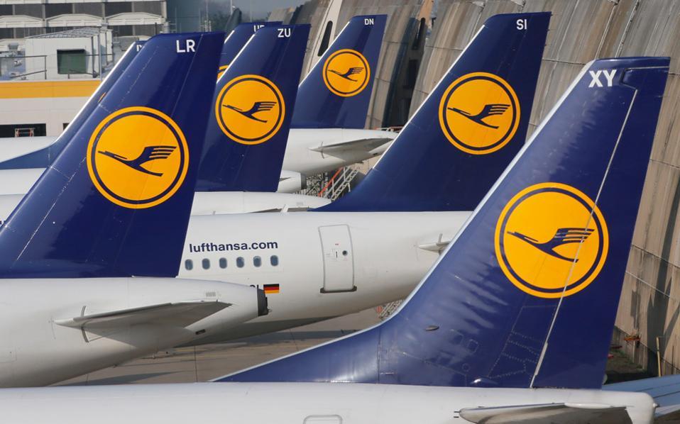 Απεργούν εκ νέου οι πιλότοι της Lufthansa