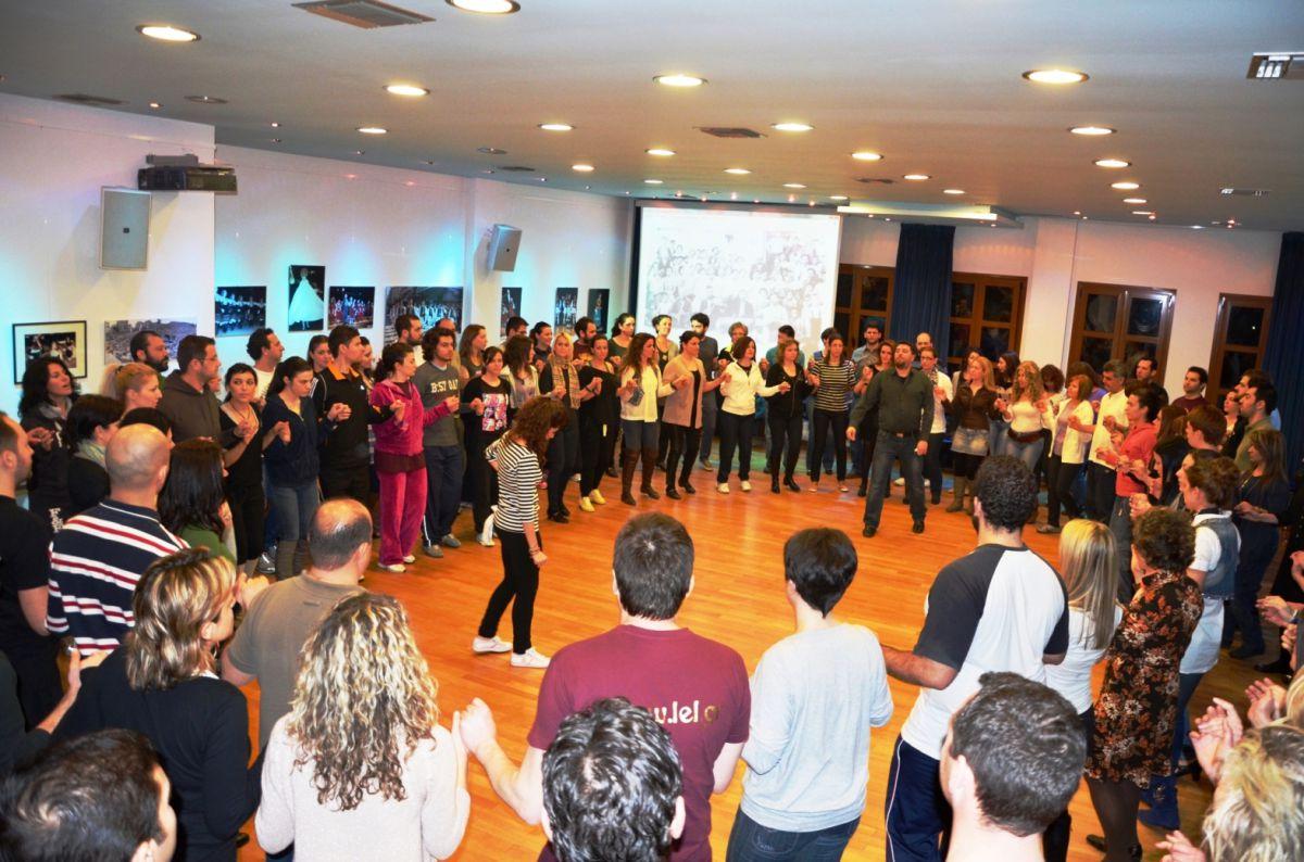 Λύκειο Ελληνίδων σεμινάριο χορών (5)