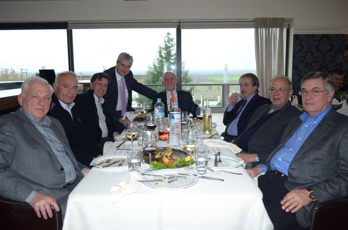 Γεύμα ιατρών – συνεργατών του ΙΑΣΩ Θεσσαλίας