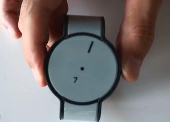 E-paper ρολόι ετοιμάζει η Sony