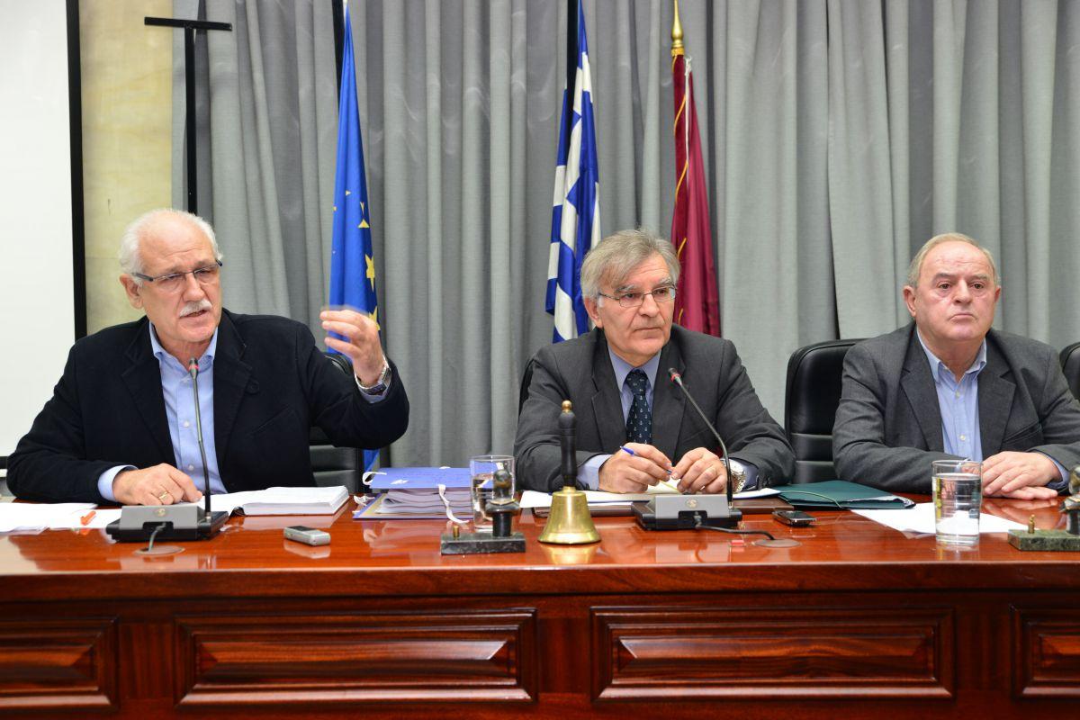 Ψήφισμα για το Νίκο Ρωμανό από το Δήμο Λάρισας (φωτ.)