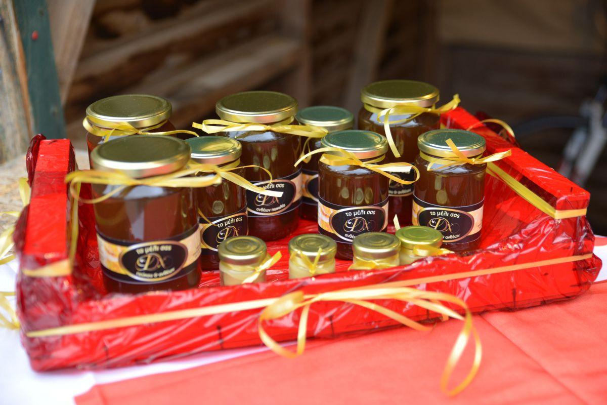 Γιορτή μελιού Λάρισα (4)