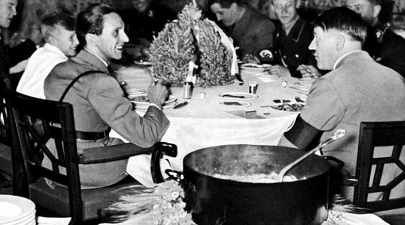 Ποια φαγητά προτιμούσαν ο Χίτλερ, ο Τίτο και ο Τσαουσέσκου