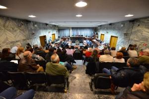 Συνεδριάζει εκτάκτως το Δημοτικό Συμβούλιο Λαρισαίων