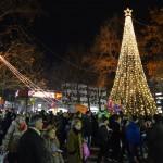 Ξεκινούν οι προετοιμασίες για τα Χριστούγεννα στη Λάρισα